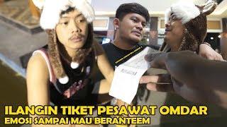 Video PRANK OMDAR SAMPAI MAU BERANNTEM !!! UJUNGNYA BCT TEAM SEDIH :( MP3, 3GP, MP4, WEBM, AVI, FLV Juli 2019