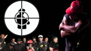 Public Enemy - I Shall Not Be Moved
