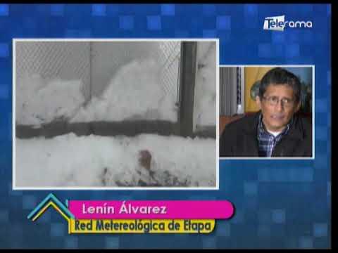 Intenso frío afecta a Cuenca y al parque Nacional Cajas