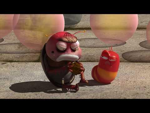 LARVA - HICCUP   Cartoon Movie   Cartoons For Children   Larva Cartoon   LARVA Official