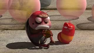 Video LARVA - HICCUP | Cartoon Movie | Cartoons For Children | Larva Cartoon | LARVA Official MP3, 3GP, MP4, WEBM, AVI, FLV November 2018