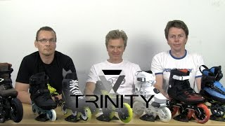 Trinity Mounting