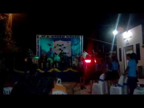 Culto de Mocidade em bairro Precabura,Eusébio,Ceará,Brasil