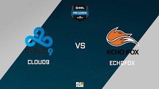 Echo Fox vs C9, game 1