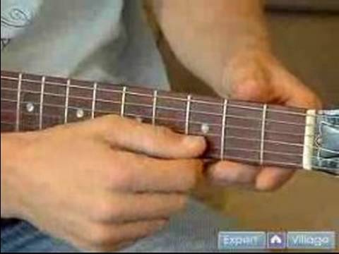 How to Play the Electric Guitar : Electric Guitar Fretboard Notes