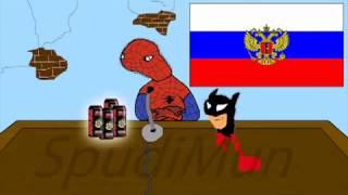 Спуди показал свои яйца!!! - Истории Спуди #1 - Все популярные мультфильмы на одном сайте megamultiki.ru