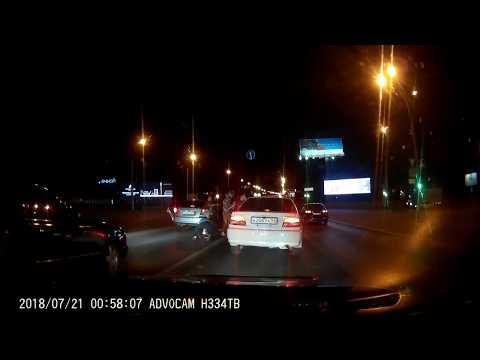 2018 0721 Драка на коммунальном мосту г. Новосибирск - DomaVideo.Ru