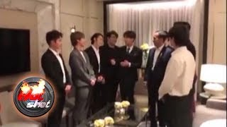 Video Super Junior Minta Diajari Goyang Dayung oleh Presiden Jokowi - Hot Shot 14 September 2018 MP3, 3GP, MP4, WEBM, AVI, FLV September 2018