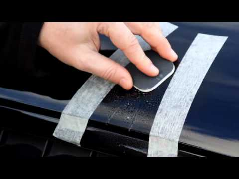 How To Buff Car Paint Touch Up M