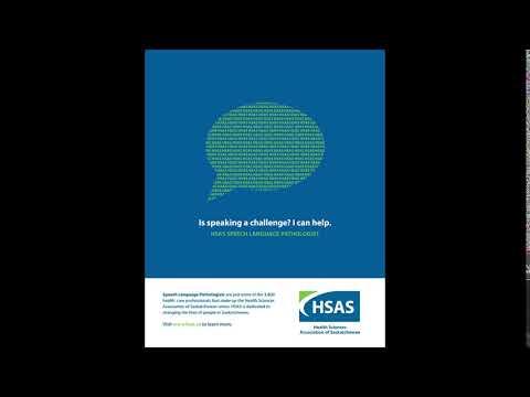 HSAS Speech Language Pathologist