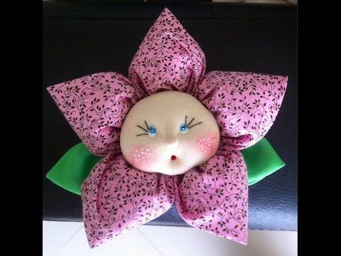 Flor com Rostinho