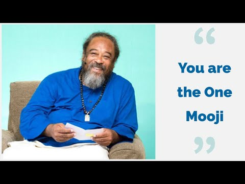 Mooji Guided Meditation: You Are the One