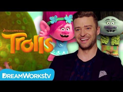 Trolls (Featurette 'Troll Tunes')