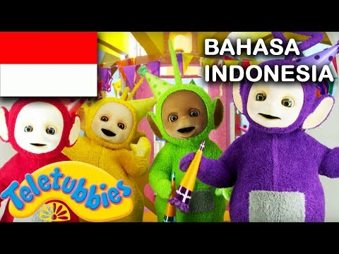★Teletubbies Bahasa Indonesia★ Undangan Pesta ★ Full Episode - HD | Kartun Lucu 2019