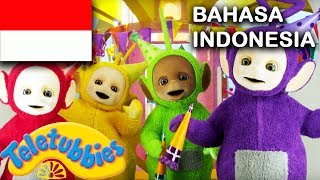Video ★Teletubbies Bahasa Indonesia★ Undangan Pesta ★ Full Episode - HD | Kartun Lucu 2019 MP3, 3GP, MP4, WEBM, AVI, FLV Januari 2019