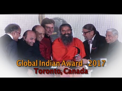 Global Indian Award 2017  Toronto, Canada  29 June 2017