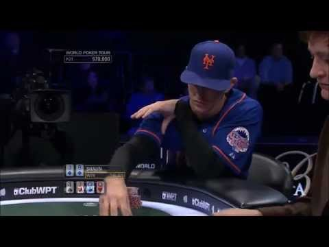 World Poker Tour Season 12 Five Diamond - Hawaii segment on Shaun