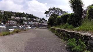 Looe United Kingdom  City pictures : Looe Bay, Cornwall, England (ninebot one)