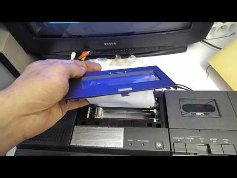 Sharp MZ 731 - Testování počítače