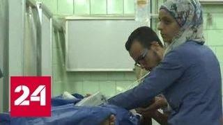 Алеппо: репортаж из осажденного города