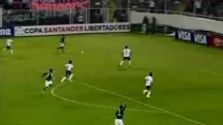 Melhores Momentos Palmeiras x Colo Colo Libertadores 2009 GOLAÇO DE CLEITON XAVIER !!!
