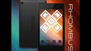 Rhombus UCCW Skin YouTube video