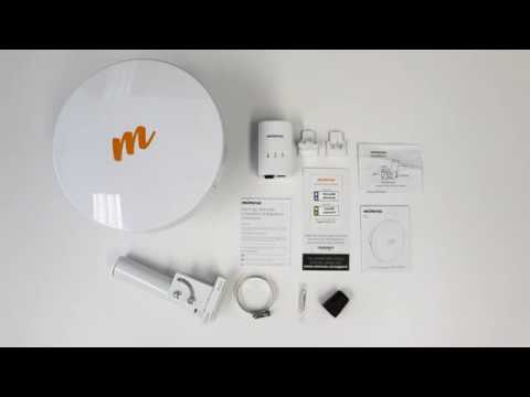Unboxing the Mimosa Networks C5 Bundle with G2