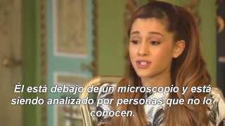 Ariana Grande defiende a Miley Cyrus y Justin Bieber