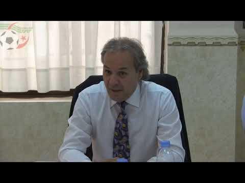 Vidéo : l'intronisation de Madjer à Sidi Moussa