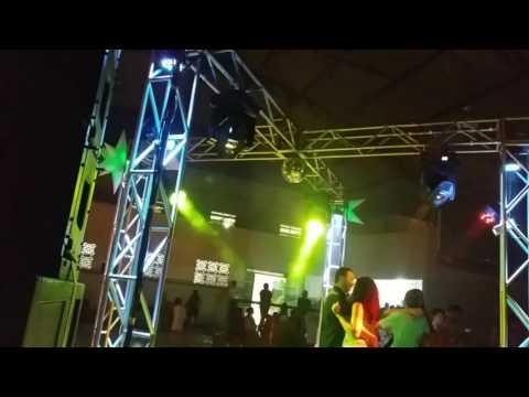 Boate Mega na Festa de Luana de 15 Anos em Itaporanga