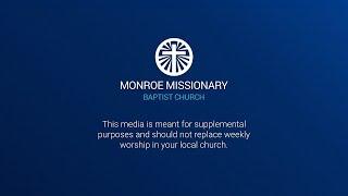 April 18th 2021 Morning Service – Ephesians 1:18-23