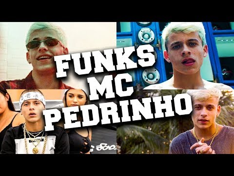 Top 10 Funk do MC Pedrinho 2018