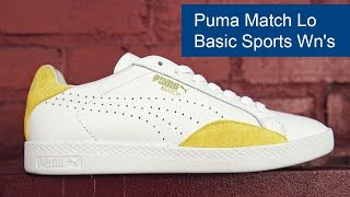 Puma Match Lo Basic Sports Wn's - фото