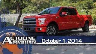 Ford F-150 First Impressions, Jag Details Ingenium Engines - Autoline Daily 1469