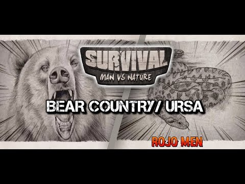 SURVIVAL: MAN VS NATURE/WILD | BEAR COUNTRY | URSA |  EP.3 FULL GAMEPLAY (iOS MOBILE)