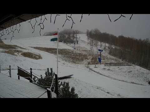 Mátraszentistváni havazás 11.21._Időjárás Magyarország, Budapest. Heti legjobbak