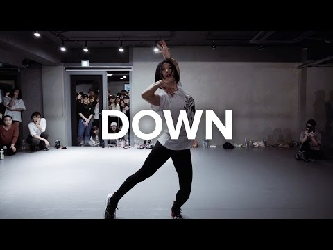 Video Down - Marian Hill / Lia Kim Choreography download in MP3, 3GP, MP4, WEBM, AVI, FLV January 2017