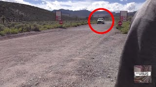 We Weren't Expecting THIS At AREA 51... We HAD TO FOLLOW!