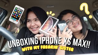 Video UNBOXING IPHONE XS MAX TERHEBOHHH!! - indonesia MP3, 3GP, MP4, WEBM, AVI, FLV November 2018