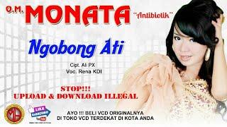 NGOBONG ATI--RENA KDI--MONATA ANTIBIOTIK#1