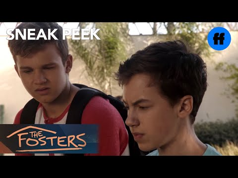 The Fosters 3.01 (Clip 'Jude & Connor')