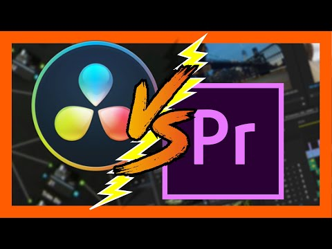 DaVinci Resolve Vs Adobe Premiere Pro - What Should You Learn? - [ Quick Comparison ]