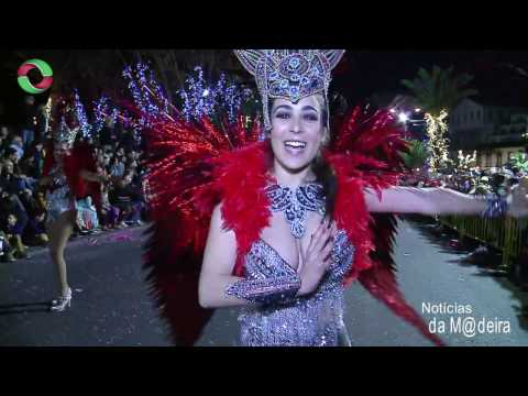 Cortejo Alegórico de Carnaval - Funchal - Ilha da Madeira - 2017