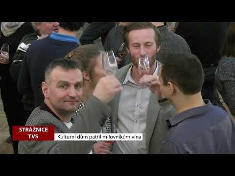 TVS Strážnice - Kulturní dům patřil milovníkům vína