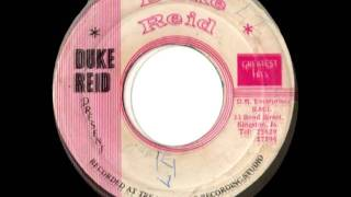 THE ETHIOPIANS + TOMMY MC COOK&SOUL SYNDICATE - Pirate + Depth Charge (1971 Duke Reid GH)