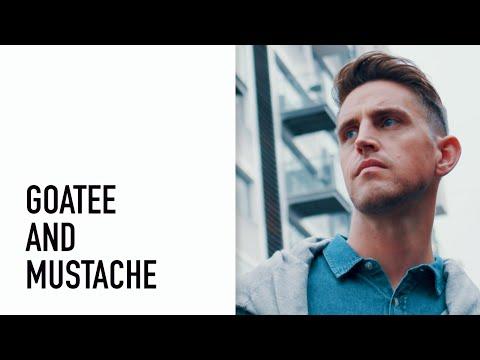 Beard styles - Panasonic Self Styling : Goatee and Mustache  Hybrid Shaver ES-LL41