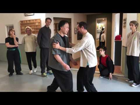 Taiji Quan & Xingyi Quan : Divers exercices sur la connexion