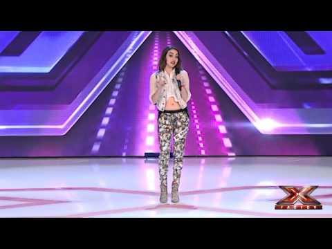 X FACTOR CZ&SK 2014 - Marina Laduda