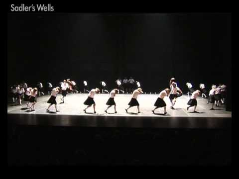 William Forsythe's Impressing the Czar (Royal Ballet of Flanders)