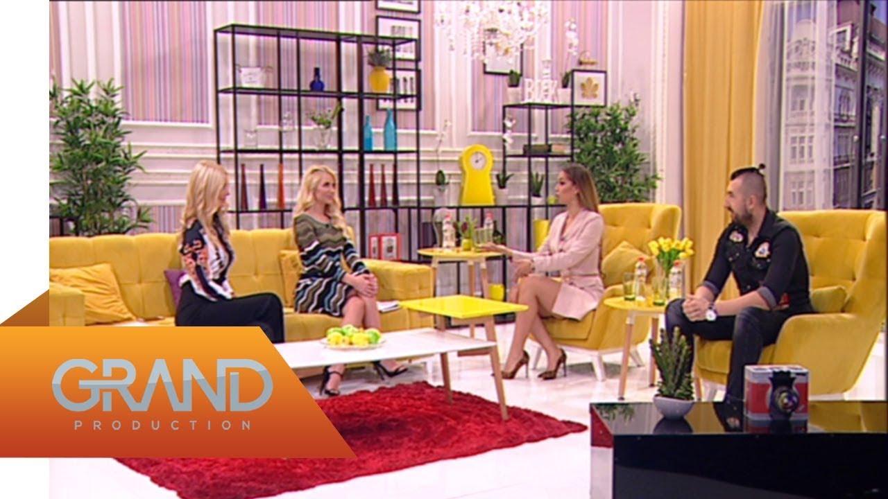 Tea Tairović, Stefan Petrušić, Milan Topalović Topalko, Monika Ivkić, Biljana Sulimanović – Grand Magazin – (TV Grand – oktobar)